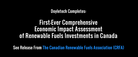 Economic Impact Assessment of Renewable Fuels Investments in Canada