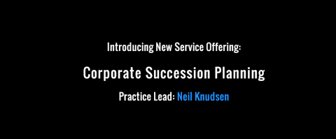 Corporate Succession Planning Service Announced
